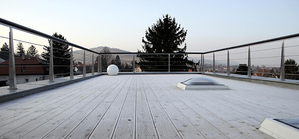 Terrasse verlegen und sanieren
